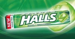 CARAMELOS HALLS HIERBABUENA 20UDS