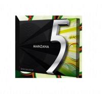 CHICLE FIVE MANZANA 10UDS