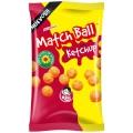 BOLA MATCH BALL KECHUP  CANTIDAD 105GR