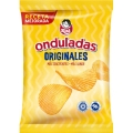 PATATAS ONDULADAS 50GR RISI
