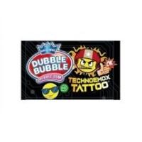 CHICLE TATOO DUBBLE BUBBLE 200UDS