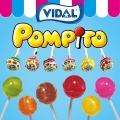 CHUPA POMPITO SURTIDOS 200UDS VIDAL