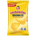 PATATAS ONDULADAS ORIGINALES 100GR RISI