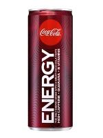 LATA COCA COLA ENERGY 250ML