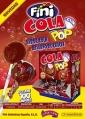 CHUPA FINI POP COLA 100UDS