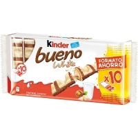 KINDER BUENO WHITE 10UDS