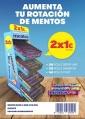 LOTE MENTOS 2X1    4 ESTUCHE