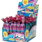 MELODY POPS FRUTA 48UDS 0 40