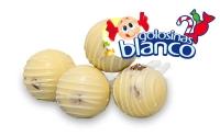 CHUPA CHOCOLATE BLANCO 140UDS