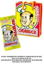 PASARRATOS CHICO 50UDS