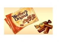 CARAMELOS WERTHERS CHOCOLATE CRUNCH 260UDS