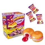 CHICLE FINI BURGER GUM KECHUP 200UDS