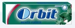 ORBIT MENTA FUERTE 30UDS