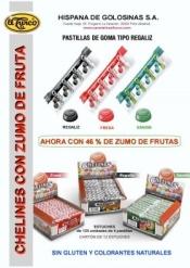 CHELINES FRESA 125UDS 0,10