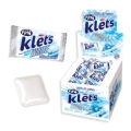 CHICLE KLETS WHITE MENTA SUAVE 200UDS