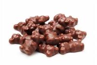 TARRO OSITOS CHOCOLATE CARLETTI 1 2KG