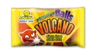 CHICLE MONSTERBALLS VOLCANO ACIDO 200UDS