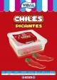 TARRO CHILES PICANTE RELLENOLAS  VIDAL 65UDS