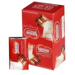 CHOCOLATE EXTRAFINO NESTLE 20GR 24UDS