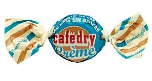 CARAMELOS CAFE DRY  CREME SIN AZUCAR