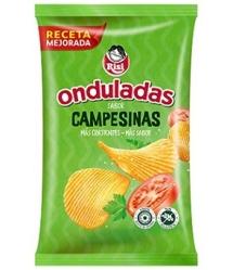 PATATAS CAMPESINAS RISI 50GRS
