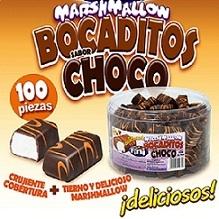 BOCADITOS CHOCOLATE FINI