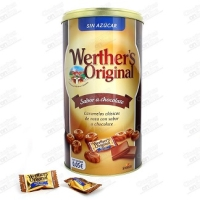 CARAMELOS WERTHERS SABOR CHOCOLATE 1KG (312UDS)