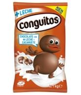 CONGUITOS CHOCOLATE CON LECHE 1KG