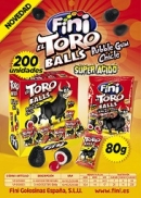 CHICLE EL TORO BALLS FINI 200UDS