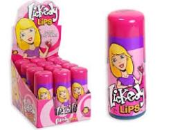 ROLLI POP LICKEDY LIPS 12UDS