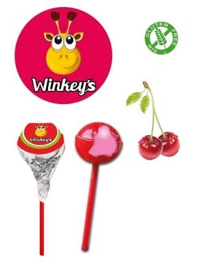 CHUPA CEREZA WINKEYS 50UDS