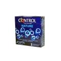 PRESERVATIVOS CONTROL 3UDS