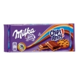 TABLETA MILKA CHIPS AHOY 100GR