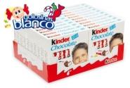 KINDER CHOCOLATE T4 20UDS